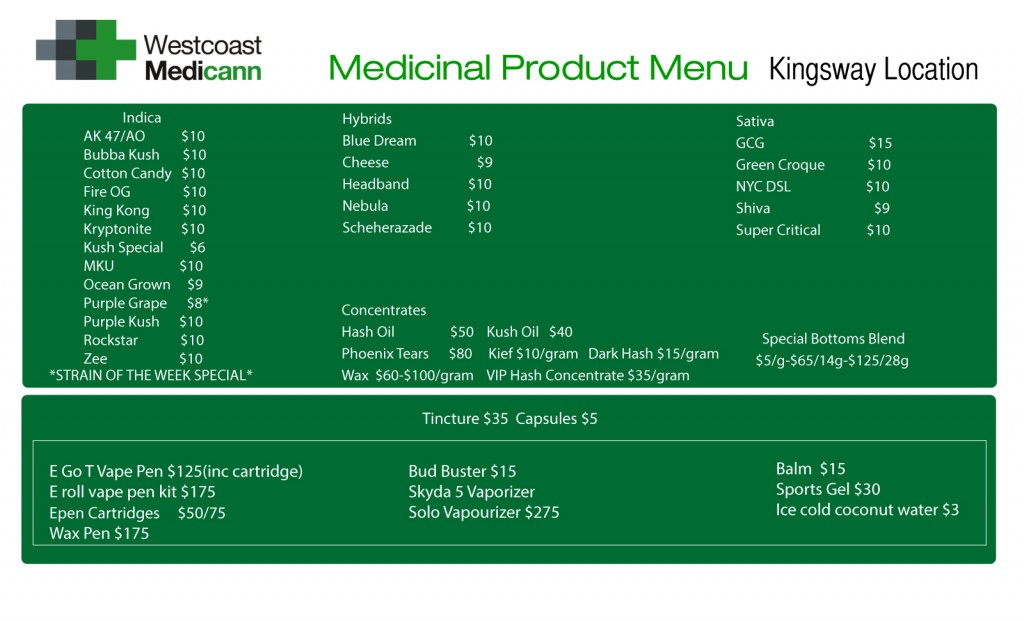 WCMC_Kingsway_Menu_July11